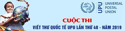 Cuộc thi viết thư quốc tế UPU lần thứ 48 - 2019