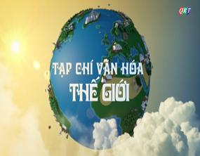 Tạp chí Văn hóa thế giới (14-11-2020)