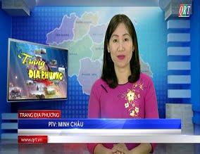 Truyền hình huyện Quế Sơn (11-1-2020)