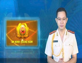Truyền hình An ninh Quảng Nam (6-8-2020)