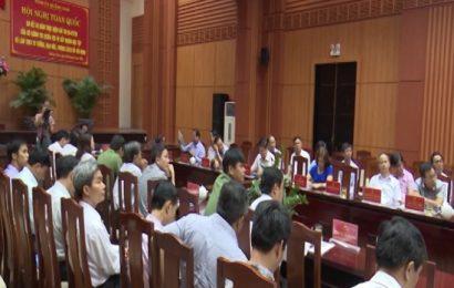 Sơ kết 03 năm học tập và làm theo tư tưởng, đạo đức, phong cách Hồ Chí Minh