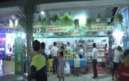 Hơn 400 sản phẩm trưng bày tại hội chợ giới thiệu sản phẩm nông nghiệp Quảng Nam 2019