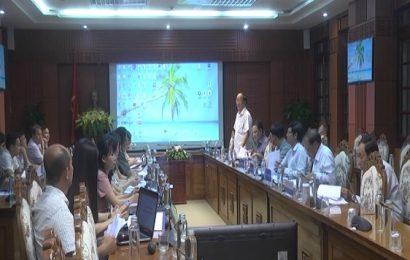 Rà soát công tác chuẩn bị Chương trình kỷ niệm 20 năm DSVHTG Mỹ Sơn, Hội An