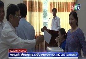 Truyền hình huyện Nông Sơn (15-8-2019)