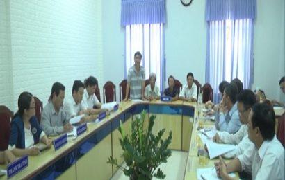 Chủ tịch UBND tỉnh Đinh Văn Thu tiếp công dân tháng 8/2019