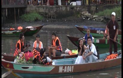 Đội ghe bơi tự quản Minh An – hiệu quả một mô hình dân vận