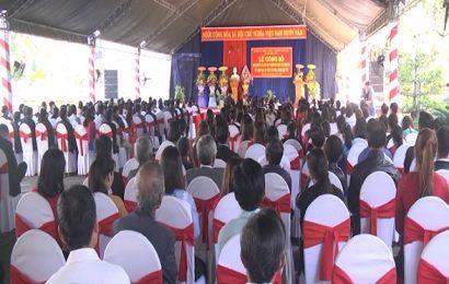 Quảng Nam: công bố quyết định thành lập thị trấn Tân Bình, huyện Hiệp Đức
