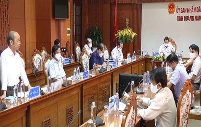 Quảng Nam: tác động của dịch Covid-19 đến tình hình KTXH chỉ mới bắt đầu