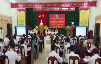 Đảng bộ Sở Giáo dục – Đào tạo Quảng Nam đại hội lần thứ VII