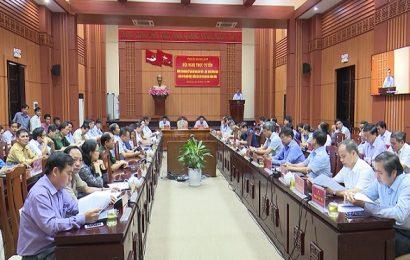 Hội nghị trực tuyến Thông báo kết quả Hội nghị lần thứ 12 Ban Chấp hành Trung ương Đảng khóa XII