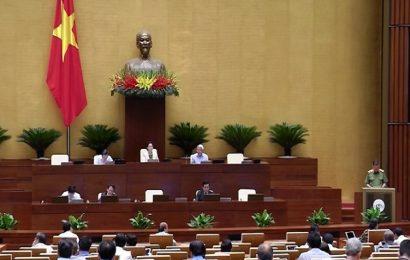 Đại biểu quốc hội Quảng Nam góp ý thí điểm tổ chức mô hình chính quyền đô thị tại Đà Nẵng