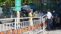 Phong tỏa tạm thời khu vực có nguy cơ cao lây nhiễm Covid-19 trên địa bàn huyện Đại Lộc