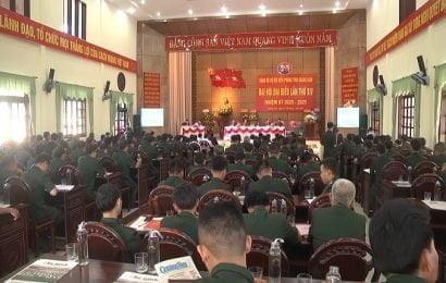 Đại hội đại biểu Đảng bộ Bộ đội Biên phòng tỉnh Quảng Nam lần thứ XIV nhiệm kỳ 2020 – 2025