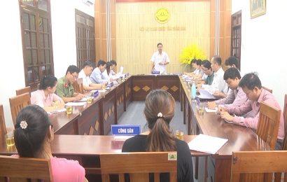 Đoàn ĐBQH tỉnh Quảng Nam tiếp công dân định kỳ tháng 7