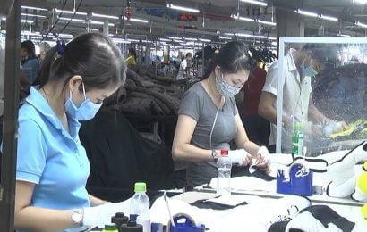 Đẩy mạnh phòng chống dịch Covid-19 trong khu, cụm công nghiệp