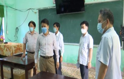 Quảng Nam: Tích cực chuẩn bị các điều kiện để kỳ thi tốt nghiệp THPT 2020 diễn ra an toàn