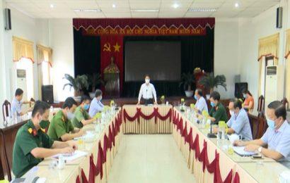 Truyền hình huyện Thăng Bình (6-8-2020)