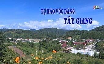 Tự hào vóc dáng Tây Giang