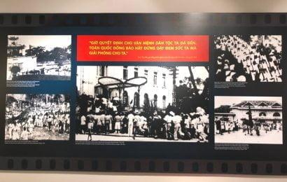 300 tài liệu, hình ảnh, hiện vật tiêu biểu về Cách mạng Tháng Tám