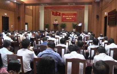 Khai mạc Hội nghị Tỉnh ủy Quảng Nam lần thứ XXI