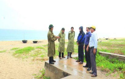 Quảng Nam: khẩn trương triển khai các phương án phòng, chống bão số 5