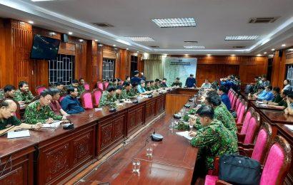 53 người mất tích do sạt lở đất tại Nam Trà My, Quảng Nam họp khẩn