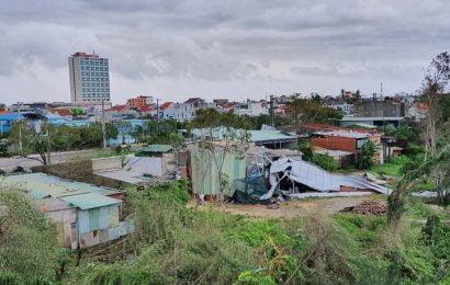Thiệt hại ban đầu do bão số 9 khoảng 1.000 tỷ đồng