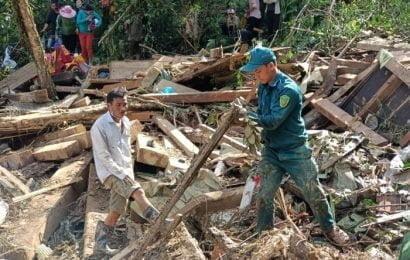Cập nhật cứu hộ tại Trà Leng:Chạy đua với thời gian tìm người mất tích