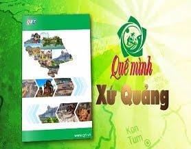 Game show Quê mình xứ Quảng (xã Quế Mỹ, huyện Quế Sơn)