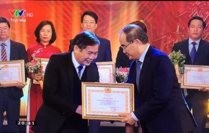 Đài PT-TH Quảng Nam đạt thành tích cao tại giải Búa Liềm Vàng 2020