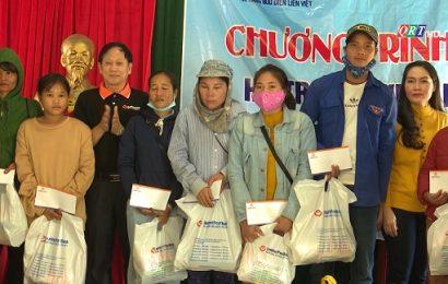 Quảng Nam: Chăm lo tết vùng sạt lở