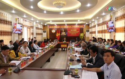Uỷ BanTrung ương Mặt trận Tổ quốc Việt Nam tập huấn công tác bầu cử
