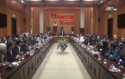 Tỉnh ủy Quảng Nam gặp mặt cán bộ hưu trí năm 2020