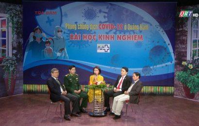 KMTQ Phòng chống dịch covid-19 ở Quảng Nam – Bài học kinh nghiệm