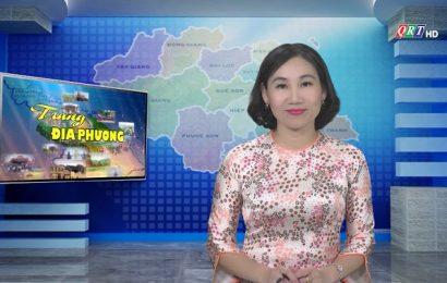 Truyền hình huyện Quế Sơn (9-1-2021)