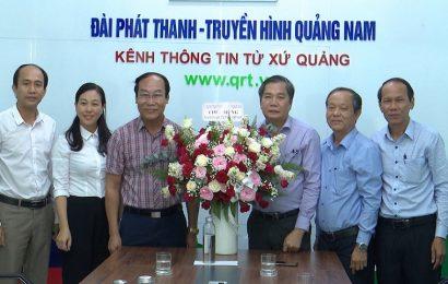 Thăm, chúc mừng Ngày Báo chí Cách mạng Việt Nam 21/6,