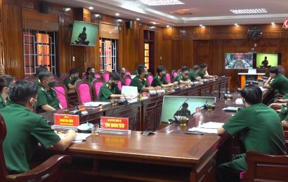 Chuyên mục Quốc phòng toàn dân (9-6-2021)