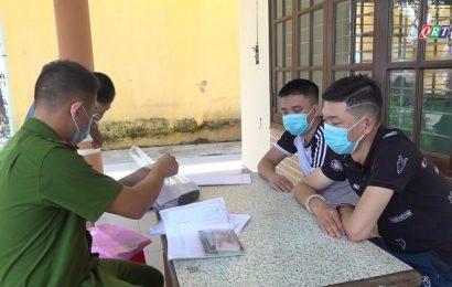 """An ninh Quảng Nam tạm giữ hình sự 06 đối tượng hoạt động """"tín dụng đen"""""""