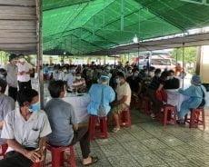 Quảng Nam đẩy nhanh tốc độ tiêm vaccine Covid-19