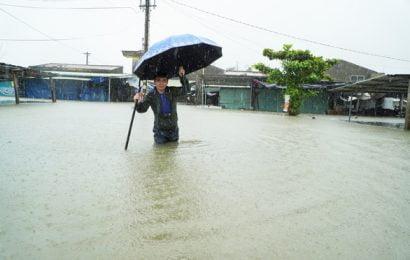 16h hôm nay, hồ Phú Ninh xả điều tiết nước từ 400-1.000m3/s