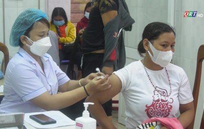 Quảng Nam đẩy mạnh diện bao phủvắc xinphòng chống dịch Covid-19