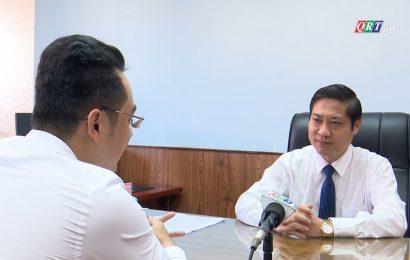 Phỏng vấn đồng chí Phan Thái Bình – Chủ nhiệm Ủy ban Kiểm tra Tỉnh ủy nhân kỷ niệm Ngành Kiểm tra Đảng
