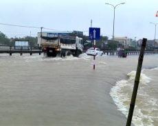 Quảng Nam chủ động ứng phó mưa lũ